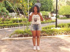 Cereja Black - Dicas, beleza, comportamento e mais: look do dia