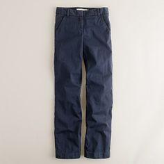 Dress pants #2: Shadow chinos.