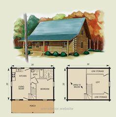 Cabin Floor Plans with Loft | hideaway log home and log cabin floor plan… Cabin Floor Plans with Loft | hideaway log home and log cabin floor plan http://www.wersdecor.website/2017/05/01/cabin-floor-plans-with-loft-hideaway-log-home-and-log-cabin-floor-plan/