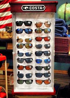Costa Del Mar Sunglasses  | Your new favorite sunglasses you won't want to take off! We have over 30 styles and also offer custom orders upon request!  | Woody's Gentlemen's Clothiers - Columbia, MO