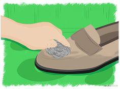 how to clean suede shoes, como limpiar zapatos de gamuza