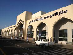 Prince Mohammad bin Abdulaziz International Airport (MED) en AlMadinah, Al Madīnah