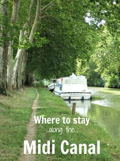 Planning a long-distance walk along the Midi Canal? Learn more about your options for overnight accommodation from Toulouse to Carcassonne.