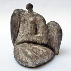 Les terres cuites - CRISTELLE BERBERIAN  SCULPTURES Sculptures Céramiques, Art Sculpture, Stone Sculpture, Geometric Sculpture, Abstract Sculpture, Ceramic Figures, Ceramic Art, Ceramic Sculpture Figurative, Anatomy Sculpture