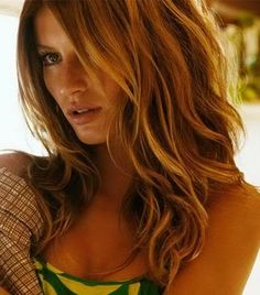 caramel and honey toned highlights on light brown hair