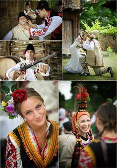Traditional Bulgarian Wedding <3