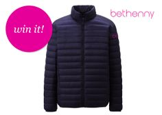 Enter to Win a 'bethenny' Uniqlo Jacket!
