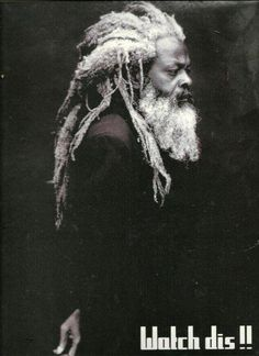 Nubian Elder with lots of knowledge & wisdom! Dreads dreadlocks black and white photography Black White Photos, Black And White Photography, Style Afro, Prince Charmant, Dreadlock Hairstyles, People Of The World, Interesting Faces, Black Is Beautiful, Portrait Photography