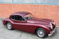 1957 Jaguar XK140 Fixed Head Coupe