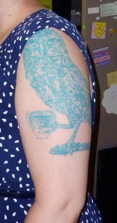 Feminine Owl Tattoos   Owl Tattoo Meaning