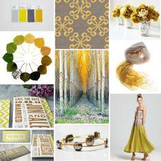 Aspen Tree Inspiration Board | COUTUREcolorado WEDDING: colorado wedding blog + resource guide