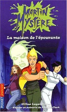 Martin Mystère, Tome 16 : La maison de l'épouvante de Gil... https://www.amazon.fr/dp/226618766X/ref=cm_sw_r_pi_dp_NxrExbZP3SRQH