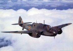 RAF Bristol Beaufort Мк. I Bomber