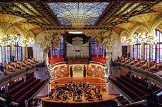 Palau de la Musica Catalana | by JebbiePix