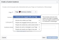 Facebook Adds Everyone Who Engaged With Your Page to Custom Audiences