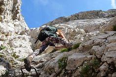 www.boulderingonline.pl Rock climbing and bouldering pictures and news Tominškova pot, Trig