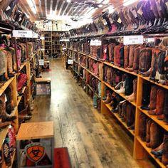 boots texas