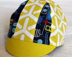 gadgets and tridents canvas cycling cap for kids