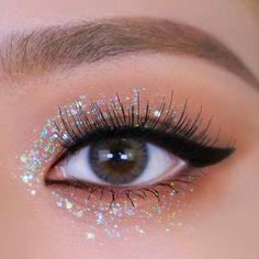 Edgy Makeup, Eye Makeup Art, Cute Makeup, Pretty Makeup, Eyeshadow Makeup, Beauty Makeup, Makeup Cosmetics, Korean Eye Makeup, Asian Makeup