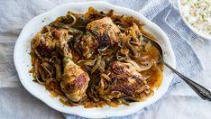 Senegalese Braised Chicken (Poulet Yassa)