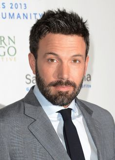 Ben Affleck | An Official Ranking Of The 51 Hottest Bearded Men In Hollywood