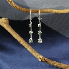 These earrings will add class and elegance to anything that you are wearing, and they are a perfect choice to buy for yourself or to give as a gift. For more detail click below picture.