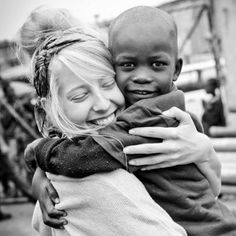 She has the most beautiful heart for people.
