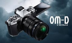 The Olympus OM-D E-M5 Mark II Review. Olympus continues to innovate. by Steve Huff