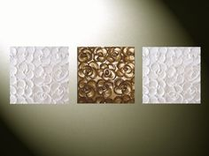 Original Made to Order Abstract Textured by ChristineKrainock, $195.00