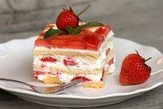 Czech Recipes, Ethnic Recipes, Tiramisu, Cheesecake, Food And Drink, Pudding, Baking, Desserts, Mascarpone