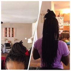 Crochet Braids On Twa : ... crochet braids shorts forward short bohemian crochet braids saved by