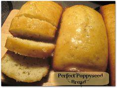 The Better Baker: Perfect Poppyseed Bread