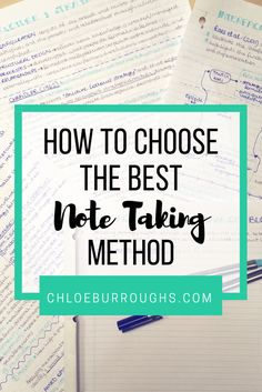 Struggling to choose a note taking method for university or college? Find out how to use four of the most popular note taking methods. Mindmapping, the Cornell method, the Outline method, and my own Structured Analysis method. Discover their advantages, d College Note Taking, College Notes, School Notes, College Hacks, Note Taking Strategies, Note Taking Tips, One Note Tips, Taking Notes, Good Notes