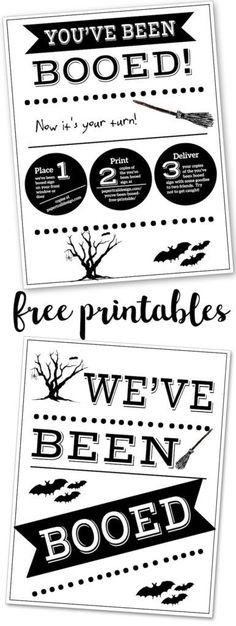 Free Halloween Printables   Alesha Haley Blog #halloween - halloween decoration printables