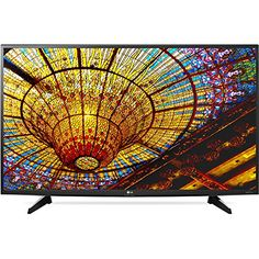 awesome LG Electronics 43UH6100 forty three-Inch 4K Ultra HD Smart LED TV (2016 Model)