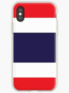 Flag Of Thailand. • Millions of unique designs by independent artists. Find your thing. Thailand Flag, Buy Flags, Cover Model, Instagram Highlight Icons, Long Hoodie, Iphone Case Covers, Laptop Sleeves, Chiffon Tops, Decorative Throw Pillows
