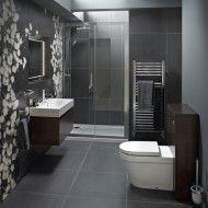 Compact Bathrooms Designs 20 refined gray bathroom ideas design and remodel pictures