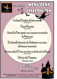 Halloween en Marbella Halloween en Estepona Menu Cena de Halloween 2013 Cena y Fiesta de Halloween en Estepona   San Pedro Alcántara   Marbe...