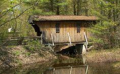 Westfield Village  Covered Bridge- Hamilton, Ontario, Canada Hamilton Ontario Canada, Close To Home, Best Sites, Covered Bridges, Greatest Adventure, Landscape Photos, Quebec, Cool Places To Visit, Vacation Spots