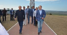 President of Russia Vladimir Putin and ex-prime minister of Italy Silvio Berlusconi   September 11. 2015