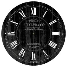We have clocks for sale online Cambridge Street, Clocks Back, Black Clocks, Clocks For Sale, Mdf Wood, Texture, Company Names, Watches, House
