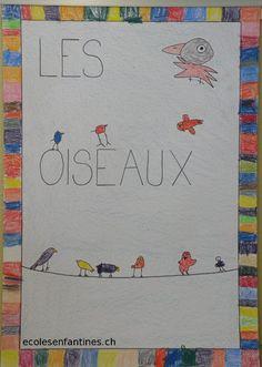 ondecole.ch - Exposition - les oiseaux