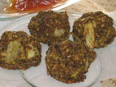 Meatless Italian Mushroom Meatballs