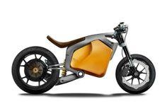 E-Carver e-bike concep