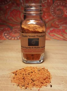 Smoked Paprika & Shallot Seasoning Blend by The Spice Alliance on Gourmly
