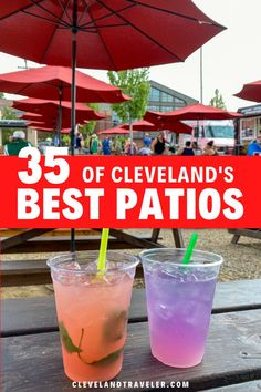 Here are 35 of the best patios in Cleveland, Ohio. Want to eat outdoors in Cleveland? Then you'll want to check out this Cleveland patio list! Cleveland Food, Cleveland Restaurants, Things To Do, Good Things, Lake Erie, Plan Your Trip, Cool Places To Visit, Travel Guides, The Good Place