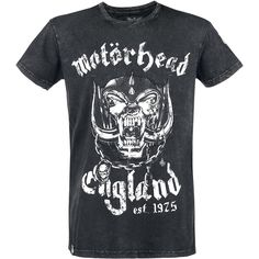 Black Premium by EMP Signature Collection - T-Shirt by Motörhead