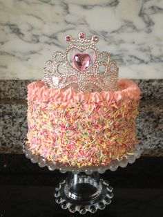 Annabelle's birthday cake, she's now a 4yr old princess :)