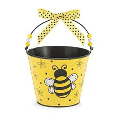 Little Bee Favor Tin Pail Bee Days http://www.amazon.com/dp/B00915XE58/ref=cm_sw_r_pi_dp_Wbriub0TMHAKP