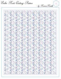 Templates for quilting the stack & whack one block wonders